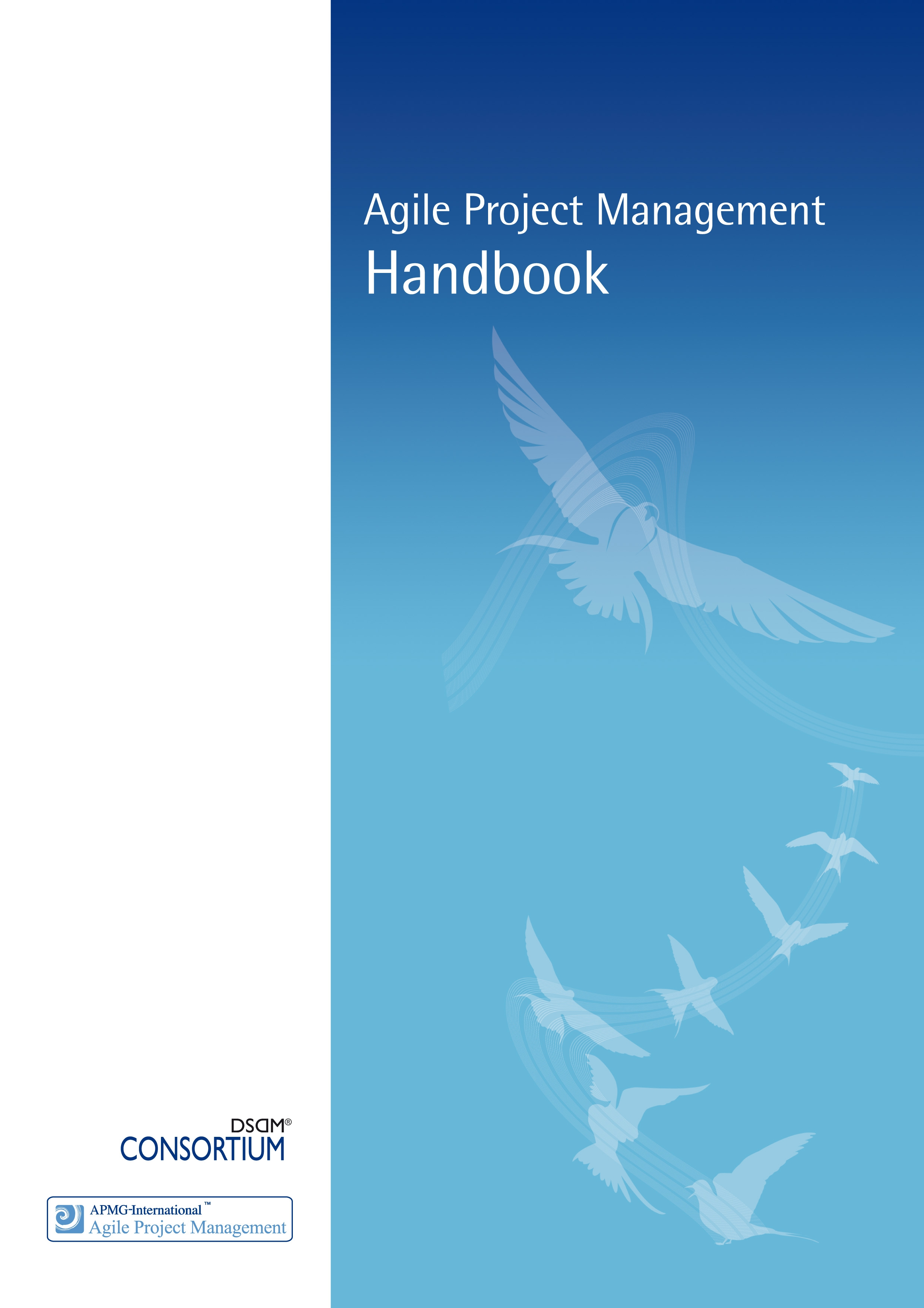 agile project manager handbook