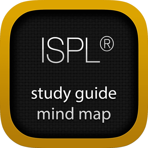 Information Services Procurement Library_(ISPL) interactive study guide mind map logo