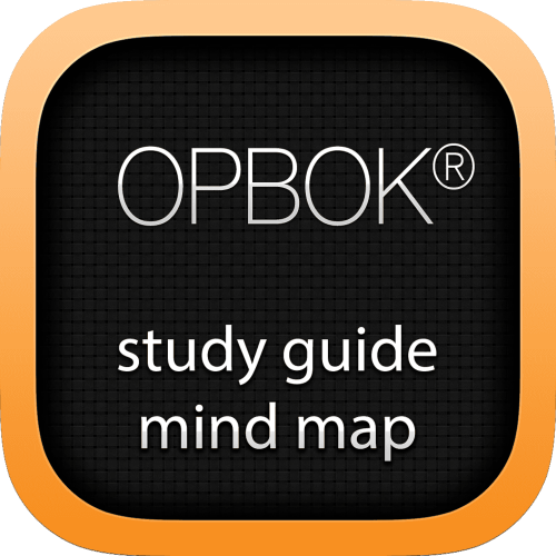 Outsourcing Professional Body of Knowledge (OPBOK) interactive study guide mind map logo