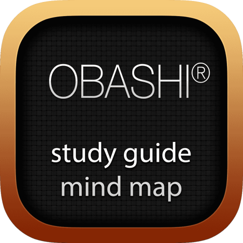 OBASHI interactive study guide mind map logo