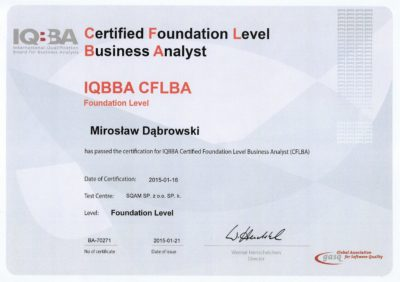 IQBBA - CFLBA - Foundation
