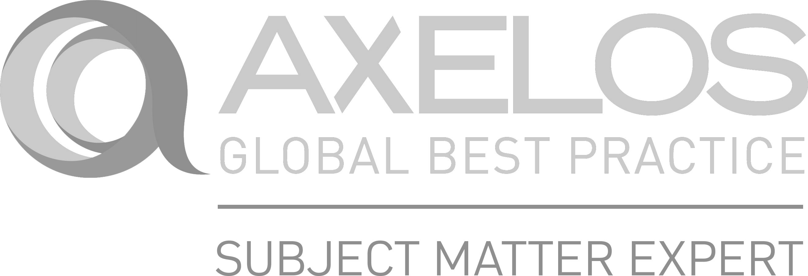 Official  AXELOS Subject Matter Expert