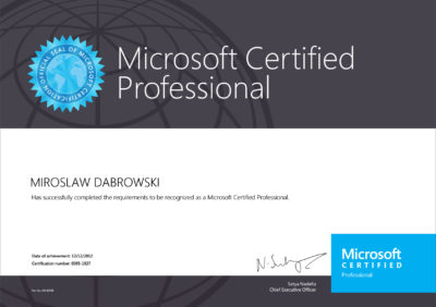 Microsoft-Certified-Professional-(MCP)