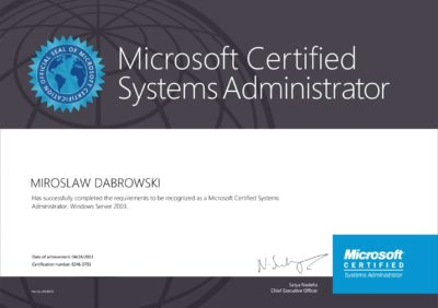 Microsoft-Certified-Systems-Administrator-(MCSA)-WS2003