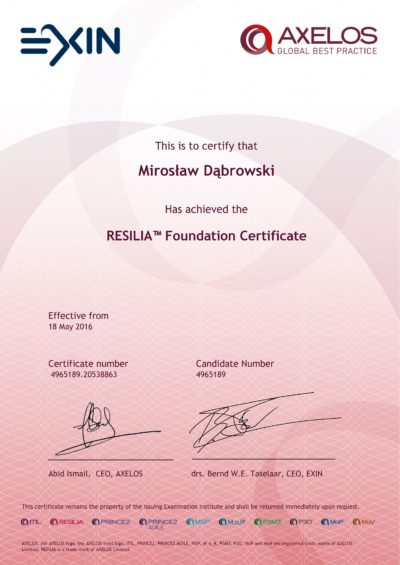 RESILIA Foundation